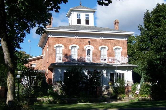 Corbin house