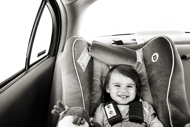 Big Girl carseat
