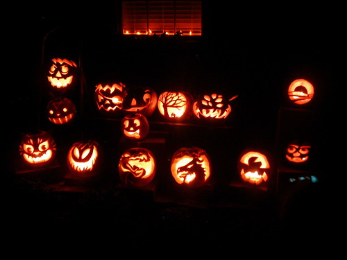 Pumpkin Carving Party