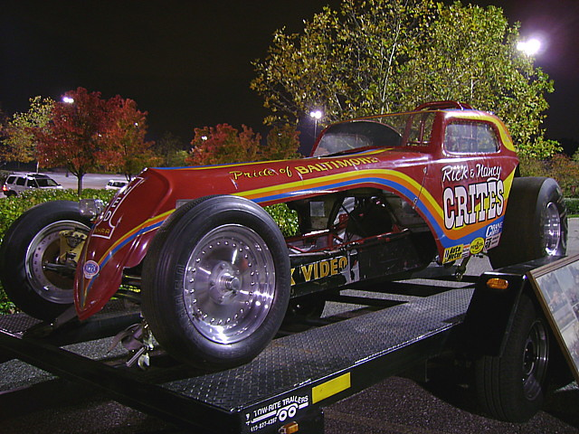 1948 Fiat Topolino Drag Car I Asked Rick What Engine He