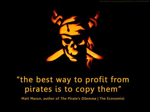 Copy the pirates