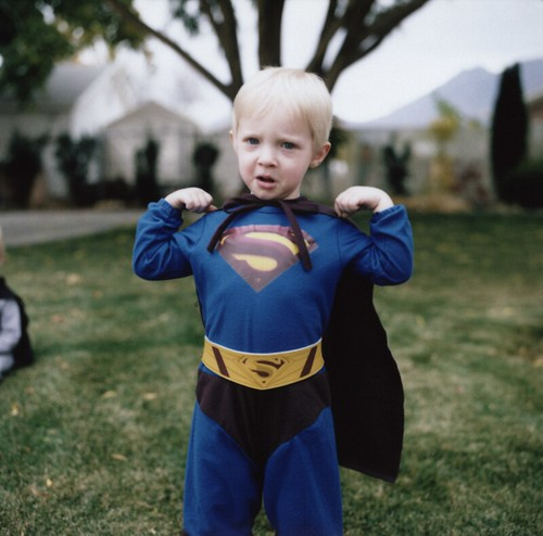 Boy of Steel!