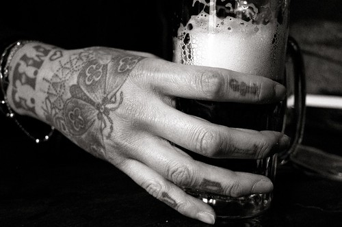 Ink & Beer by PatMinNYC