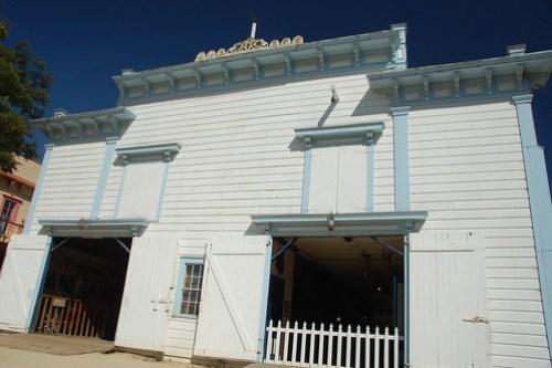 San Juan Bautista Garage