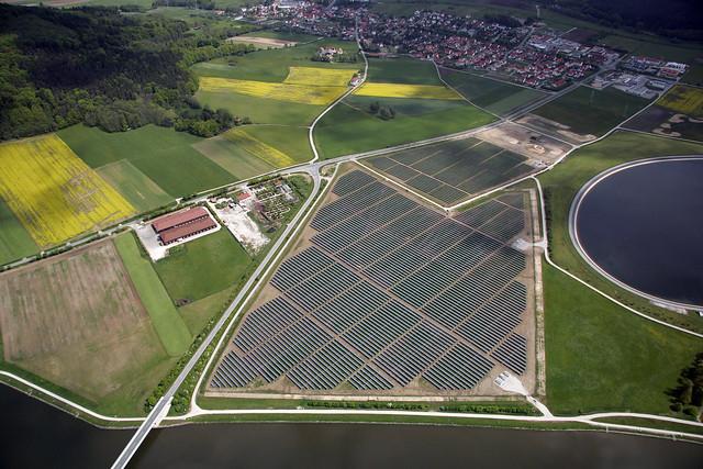 SunPower's Bavarian PV Installation  by pgegreenenergy on flickr