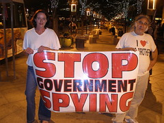 STOP GOVERNMENT SPYING