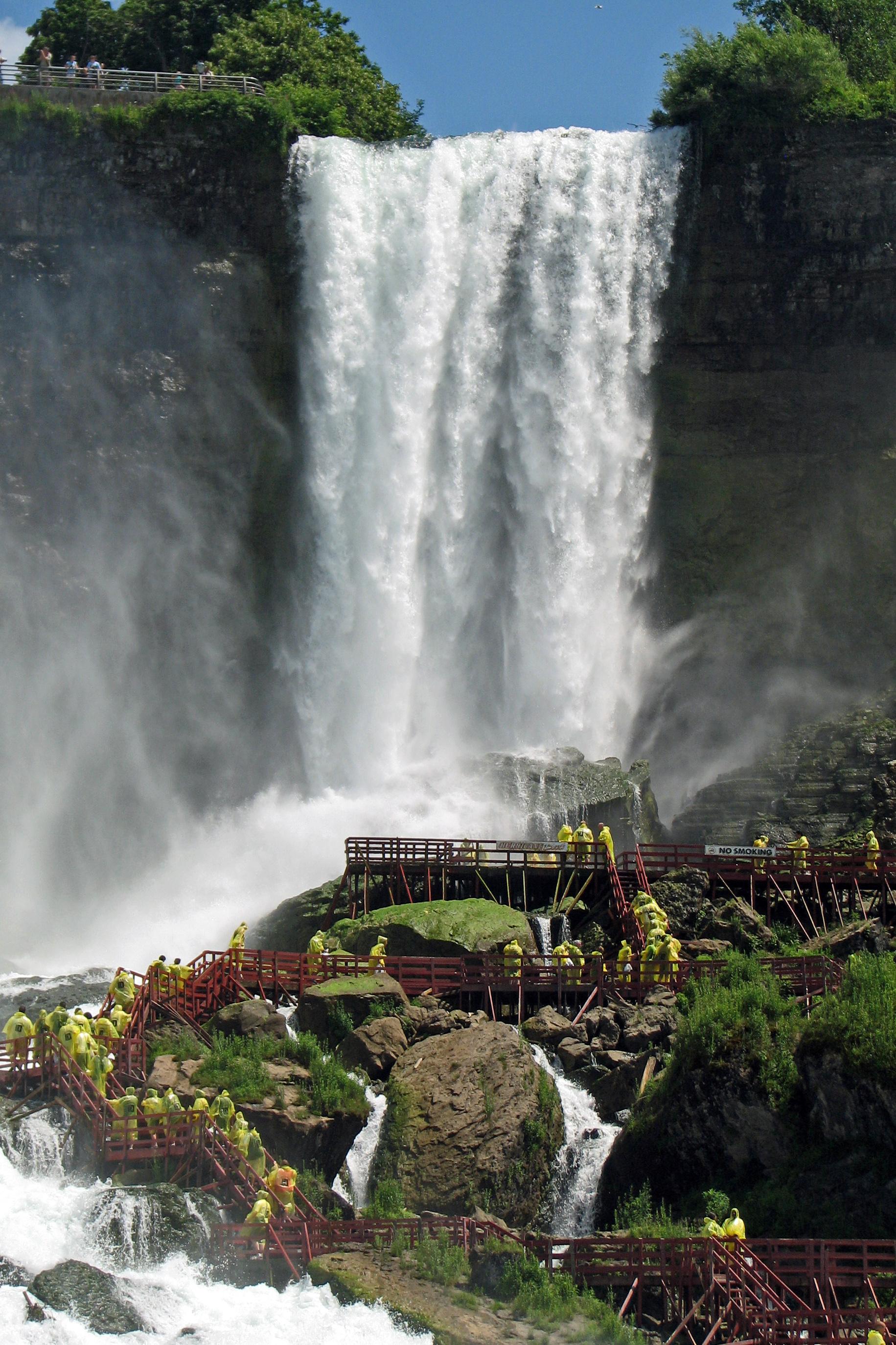 Bridal Veil Falls At Niagara Falls Flickr Photo Sharing