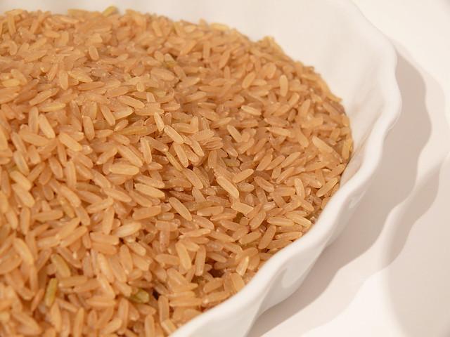 015/366 - Brown rice