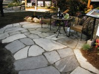 gravel base patio mica | Flickr - Photo Sharing!