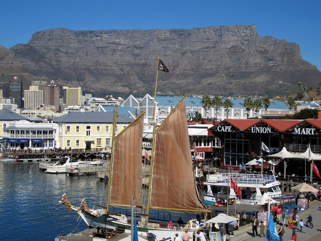 Photo of Cape Town Waterfront
