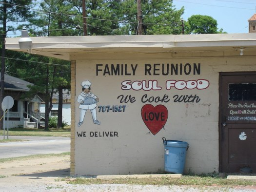 Family Reunion Soul Food Restaurant, Birmingham Alabama