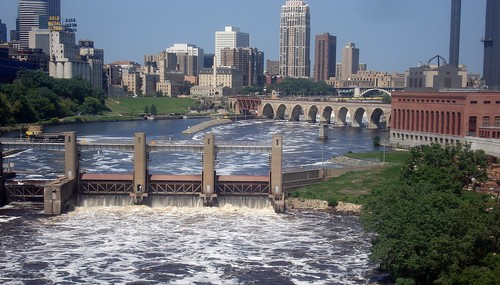 Minneapolis St. Anthony Falls