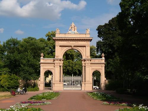 Bürgerparktor