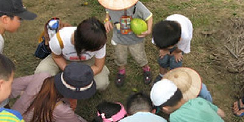 2008夏遊古坑(下):採果、灌蟋蟀(4 ys)