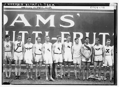 American Olympic team (LOC)
