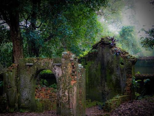Tu Duc's Tomb in Hue, Vietnam