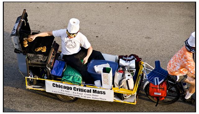Critical Mass Griller