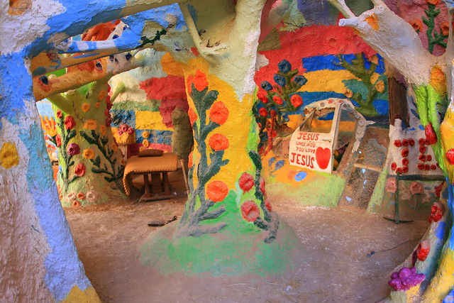 paint for a living room wall art ideas inside salvation mountain | flickr - photo sharing!