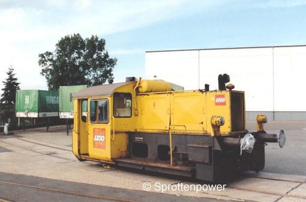 LEGO Lok Köff II in Hohenwestedt Bild 09