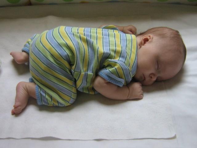Tummy Sleeper