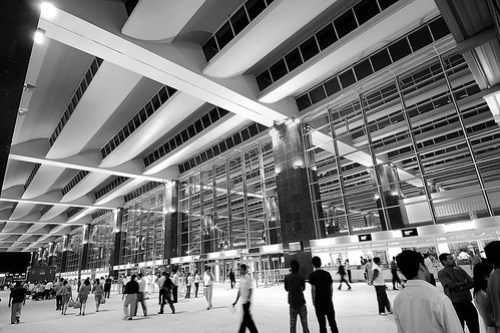 The New BIAL Airport
