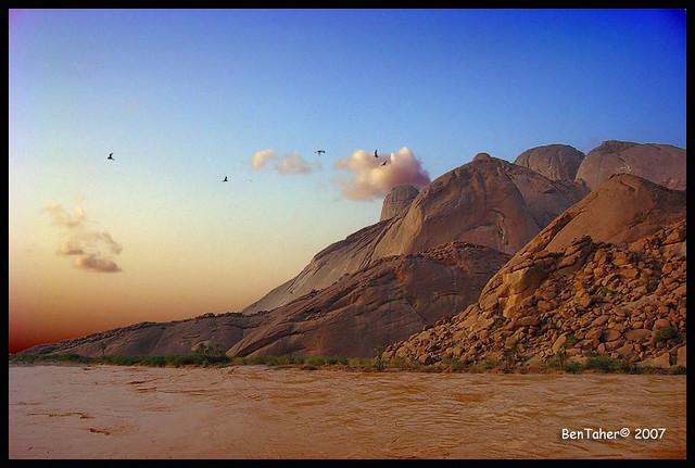 Al-Gash River (Explored)
