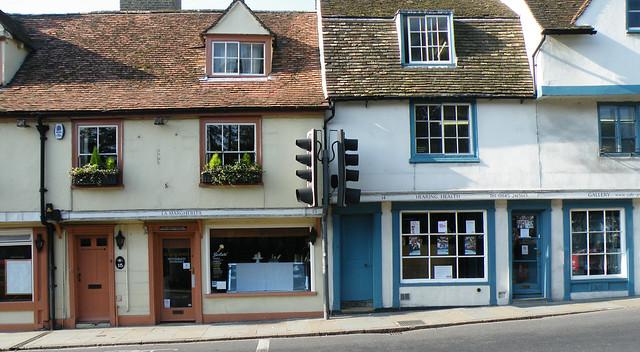 Magdalene Street: Cambridge UK