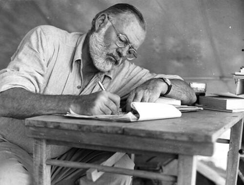 Hemingway by hablandodelasunto3