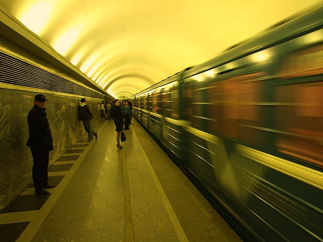 St.Petersburg METRO 4