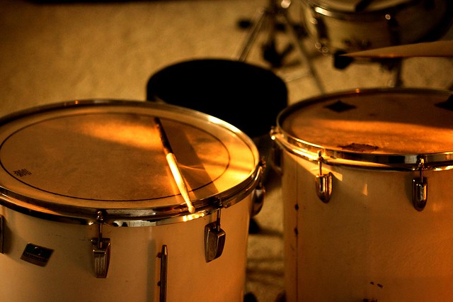 Photo:My Drums! By:Cikd
