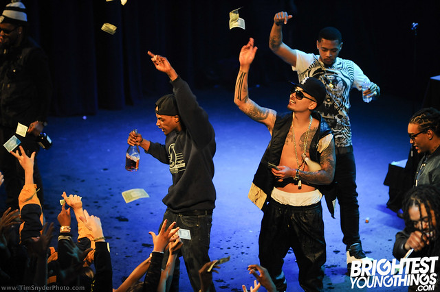 Juicy J @ Howard Theater 3-6-2014