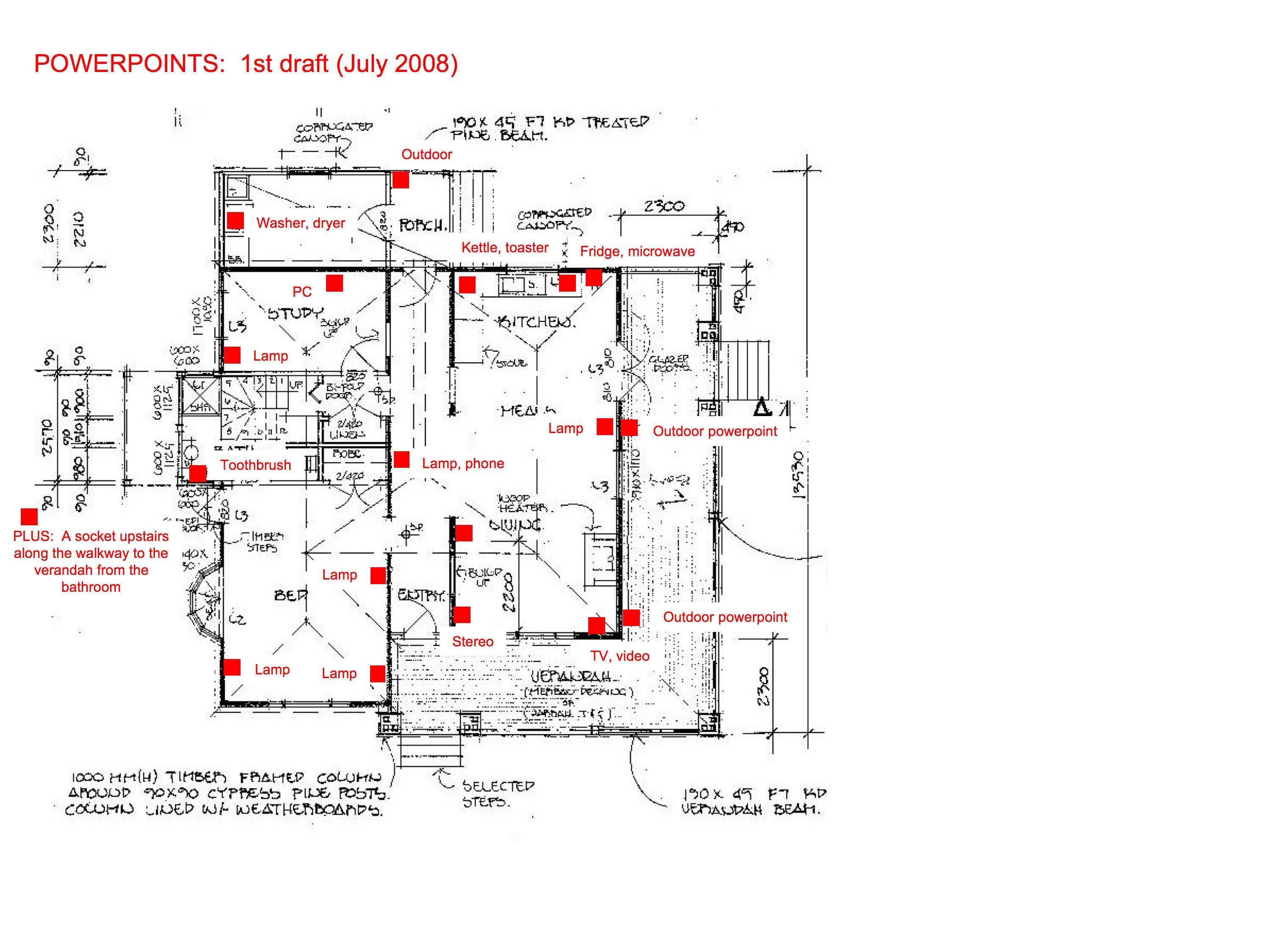 Revised Electrical Plan Flickr