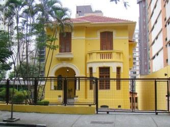 casa amarela paulo al brazil sao santos flickr hosted