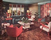 1948 Retro Living Room | Flickr - Photo Sharing!