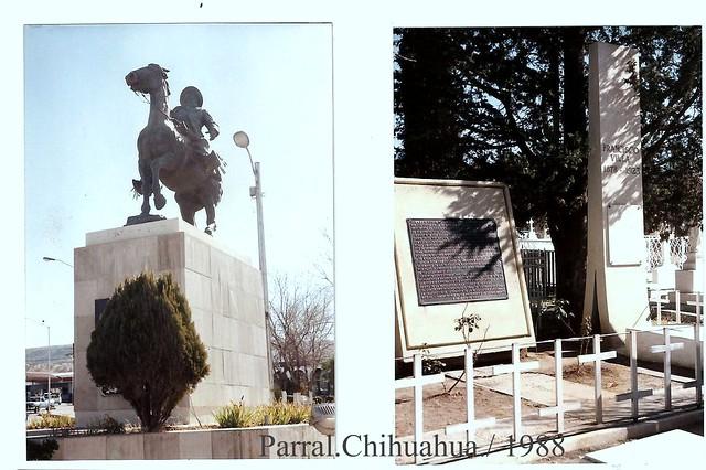 Estatua y tumba de Pancho Villa  Flickr  Photo Sharing