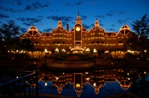 Disneyland Resort Paris Hotels
