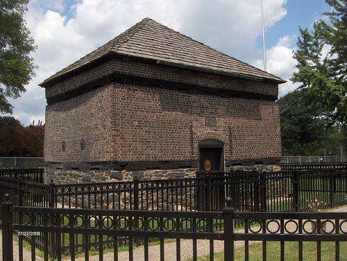 "Fort Pitt's ""Redoubt"" Blockhouse"