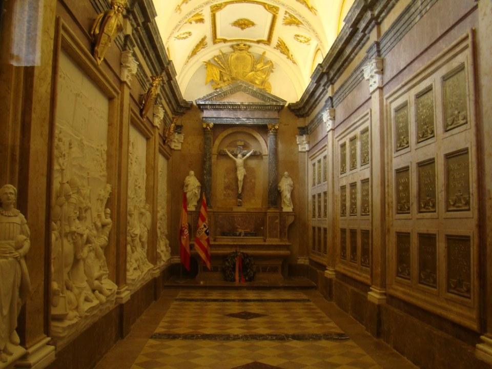 Panteon Real Monasterio de San Juan de la Peña Huesca 60