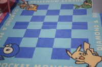 Pokemon carpet