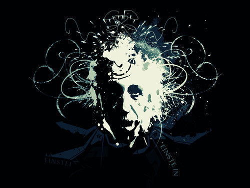 "Foto ""Albert Einstein Design"" by morgantj - flickr"