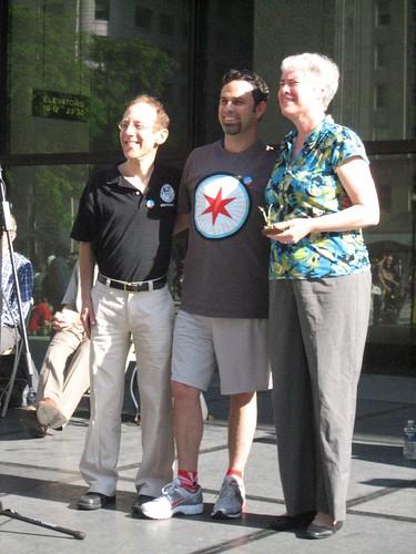 Ben Gomberg, Gabe Klein, Luann Hamilton