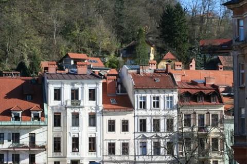 Ljubljana Houses