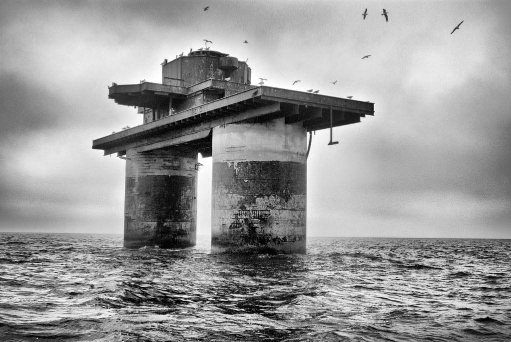 Knock John Naval Fort