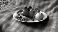 Fruit Bowl Black/White | Flickr - Photo Sharing!