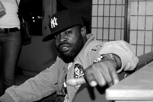 Tariq aka Black Thought