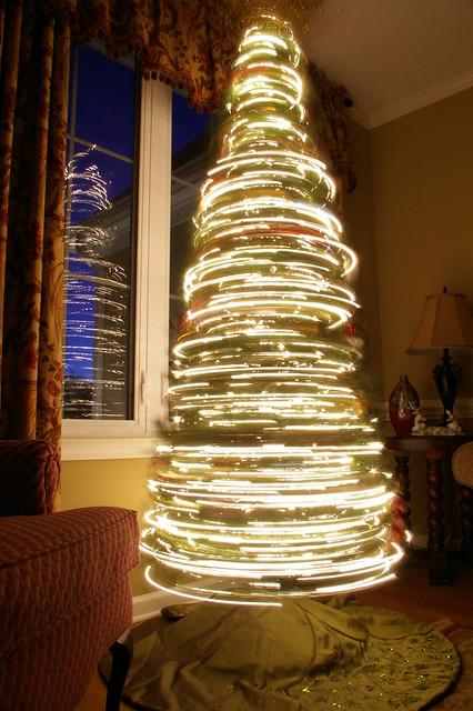 Spinning Christmas Tree Flickr Photo Sharing