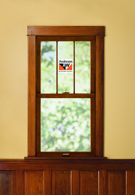 400 Series Woodwright Double Hung Insert Window Flickr
