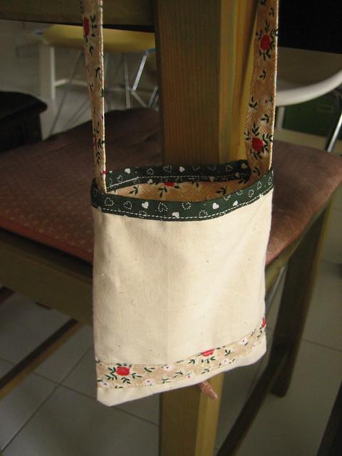aina's new sling bag, WIP