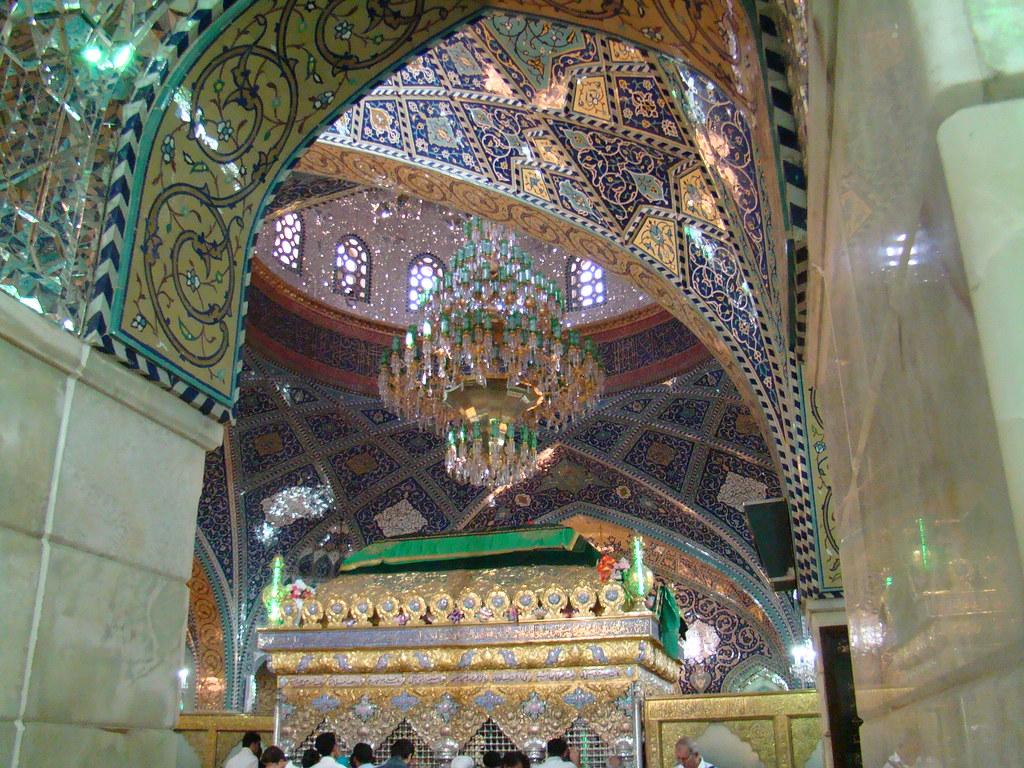 Siria Damasco Mausoleo Sukayna Mezquita Sayyidah Ruqayya Roqayya tumba chiita 10