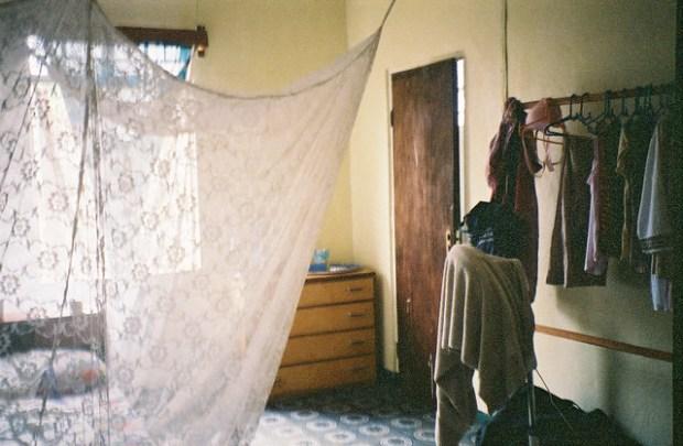 My room  in Port Loko